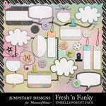 Fresh n funky add on emb small