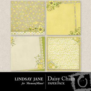 Daisy chain deco pp medium