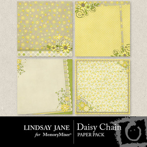 Daisy chain deco pp medium