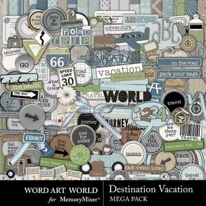 Destination vacation mega medium