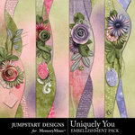 Uniquely You Border Pack-$2.49 (Jumpstart Designs)