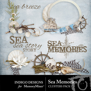 Sea memories clusters medium