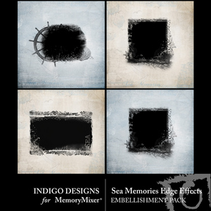 Sea memories edge effects medium