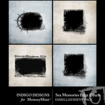 Sea Memories Edge Effects Pack-$1.00 (Indigo Designs)