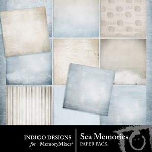 Sea memories pp medium
