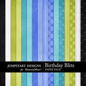 Birthday blitz pp medium