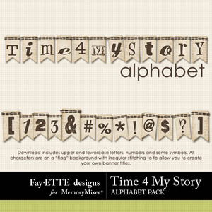 Time 4 my story alpha medium