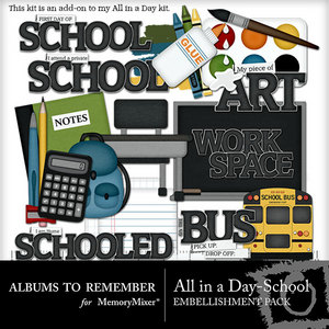 All in a day school emb medium