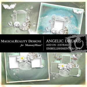 Angelic dreams add on medium