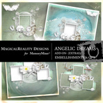 Angelic Dreams Add On Pack-$2.99 (MagicalReality Designs)