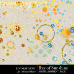 Ray of sunshine scatterz 2 small