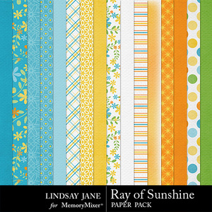 Ray of sunshine pp medium
