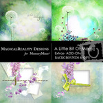 A Little Bit of Magic Add On Pack-$3.25 (MagicalReality Designs)