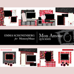 Mon Amour QuickMix-$5.99 (Emma Schonenberg)