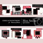 Mon Amour QuickMix-$6.00 (Emma Schonenberg)