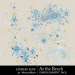At the Beach Scatterz Pack-$1.00 (Lindsay Jane)