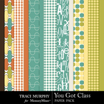 You Got Class Paper Pack-$3.99 (Traci Murphy)