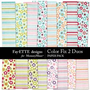 Color fix 2 duos pp medium