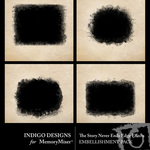 The Story Never Ends Edge Effect Pack-$2.49 (Indigo Designs)