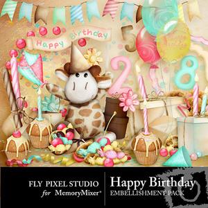 Its your birthday emb medium