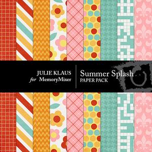 Summer splash pp medium