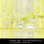 Color My World Lemon Combo Pack-$3.99 (Lindsay Jane)