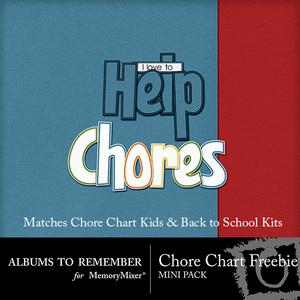 Chore chart mini freebie medium