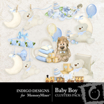 Baby boy id clusters small