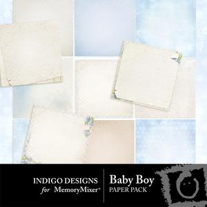 Baby boy id pp medium