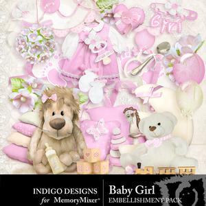 Baby girl id emb medium