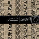 Fancy Kraft Paper Pack-$3.99 (Julie Klaus)