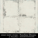 Sunshine Dreams Background Builder Pack-$2.99 (Sweet Poppy Studio)