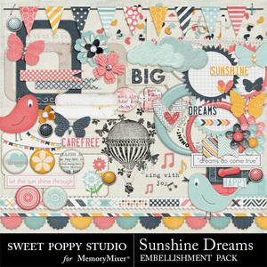 Sunshine dreams emb medium