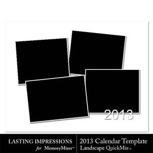 2013 calendar ls template qm medium