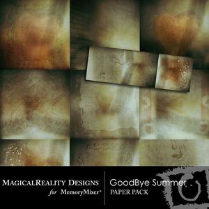 Goodbye summer pp medium