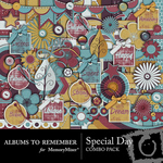 Special Day Combo Pack-$5.99 (Albums to Remember)