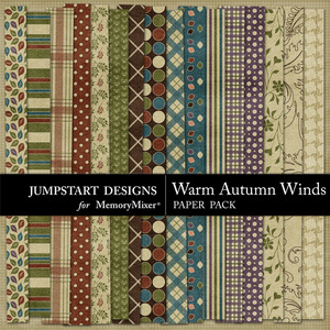 Warm autumn winds pp 2 medium