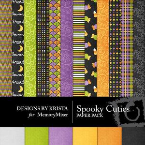 Spooky cuties pp medium