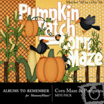 Corn Maze Mini Pack-$2.99 (Albums to Remember)