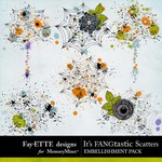 Its FANGtastic Scatter Pack-$1.99 (Ettes and Company by Fayette)