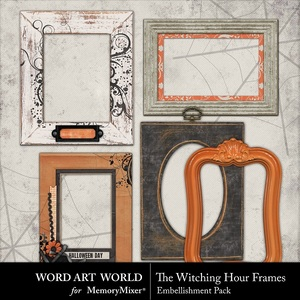 The witching hour frames medium