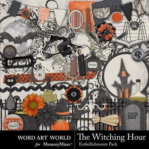 The witching hour emb medium