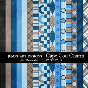 Cape cod charm pp medium