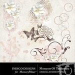 Moment of Tenderness Accent Pack-$1.99 (Indigo Designs)