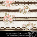 Moment of Tenderness Border Pack-$1.99 (Indigo Designs)