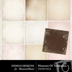 Moments of tenderness pp 1 medium