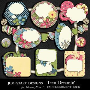 Teen dreamin journals medium