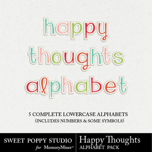 Happy thoughts alpha medium