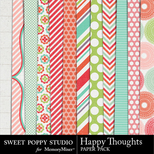 Happy thoughts pp medium
