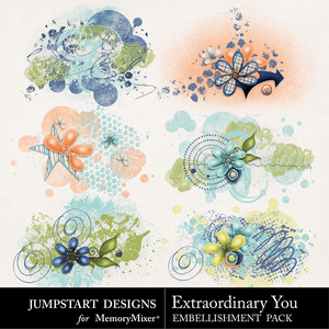 Extraordinary you scatters medium
